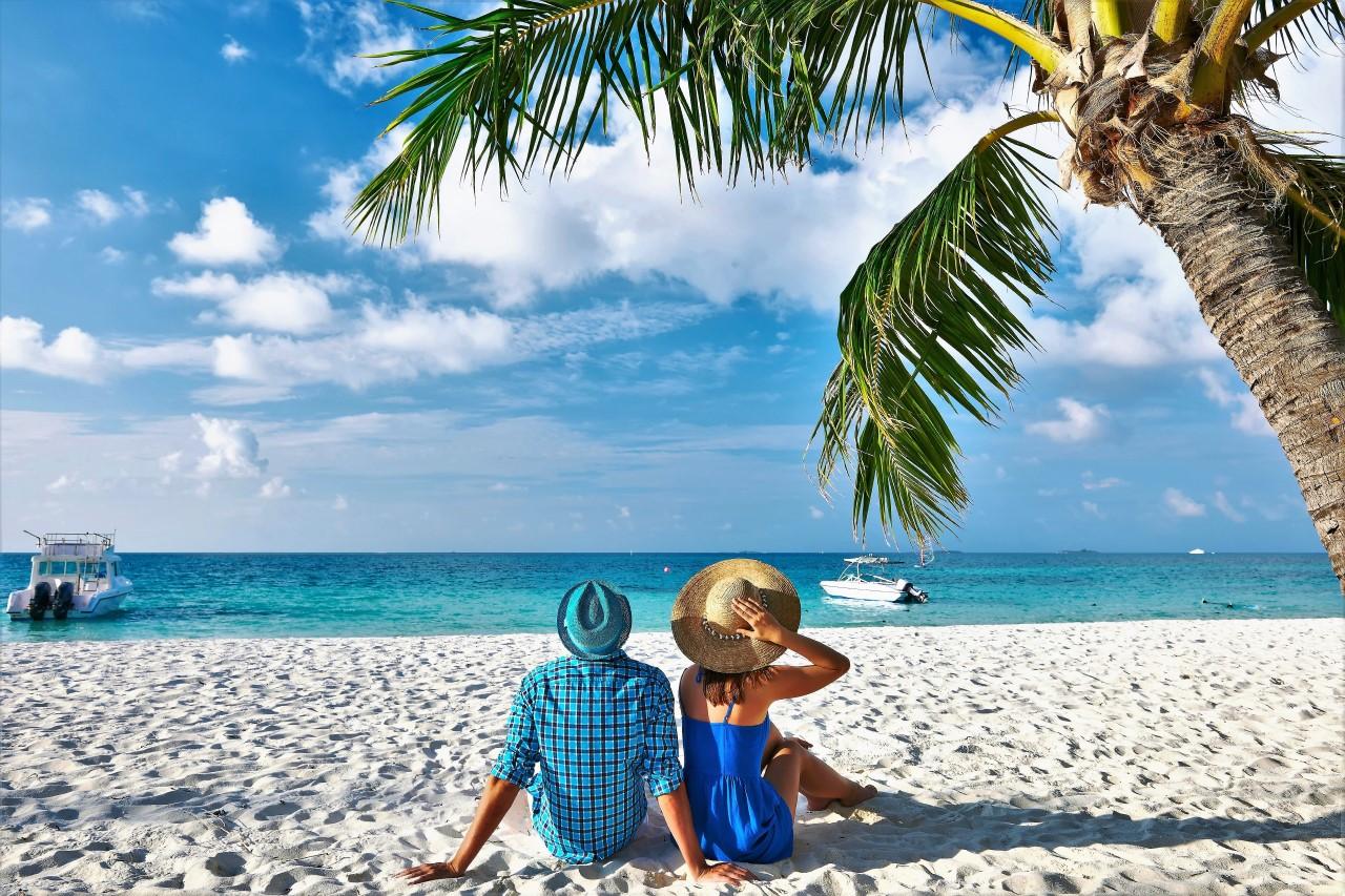 Vuestra Luna de Miel ideal está aquí, en Maldivas.
