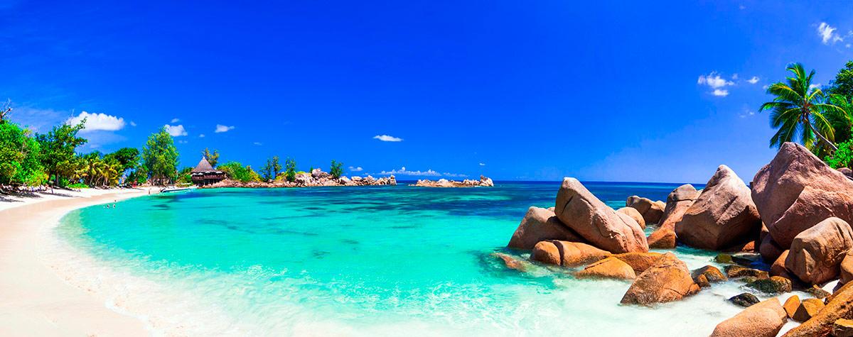 Seychelles disfruta de un cálido clima tropical todo el año