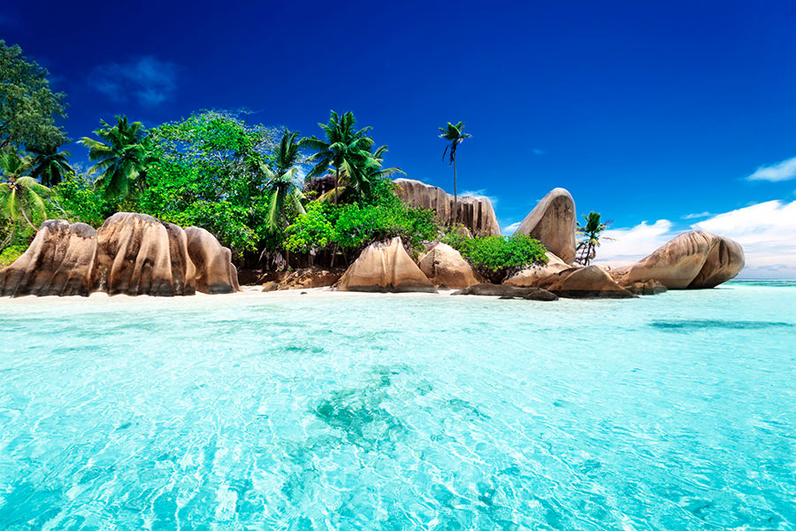 Descubre las paradisíacas playas de Seychelles