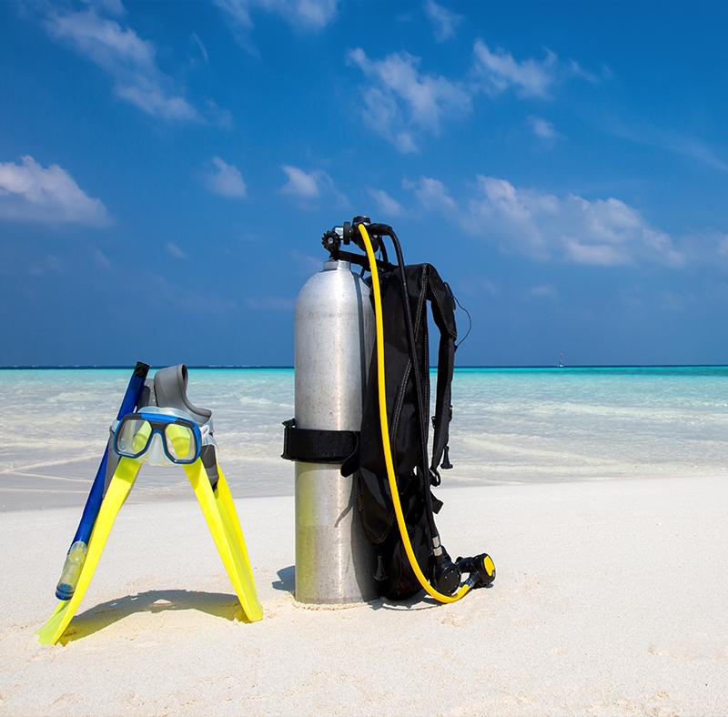 Condiciones del buceo en Maldivas
