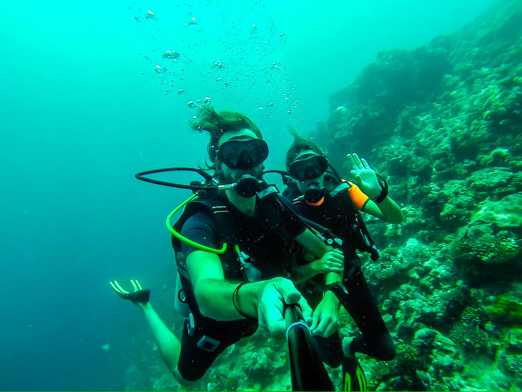 Buceo en Maldivas - Nomads Maldives en DIVE Travel Show de Madrid