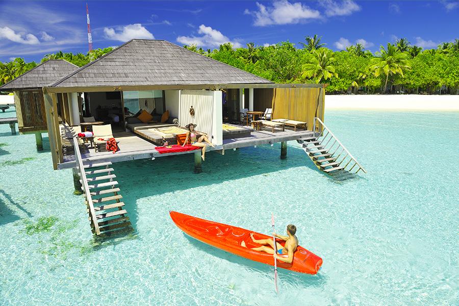 Paradise Island Resort & Spa - Water Villas
