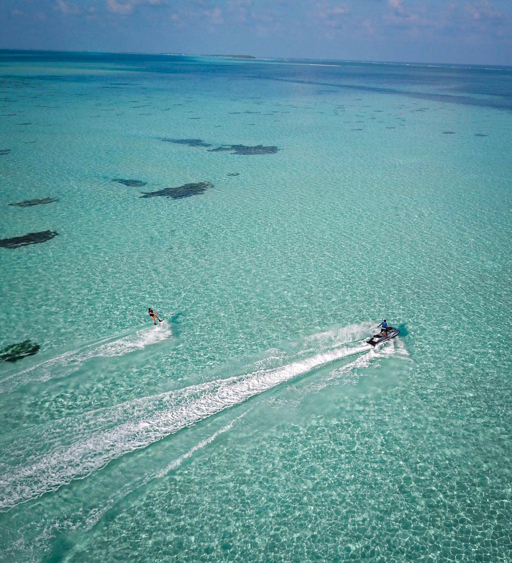 Jetsky Cocoon Maldives