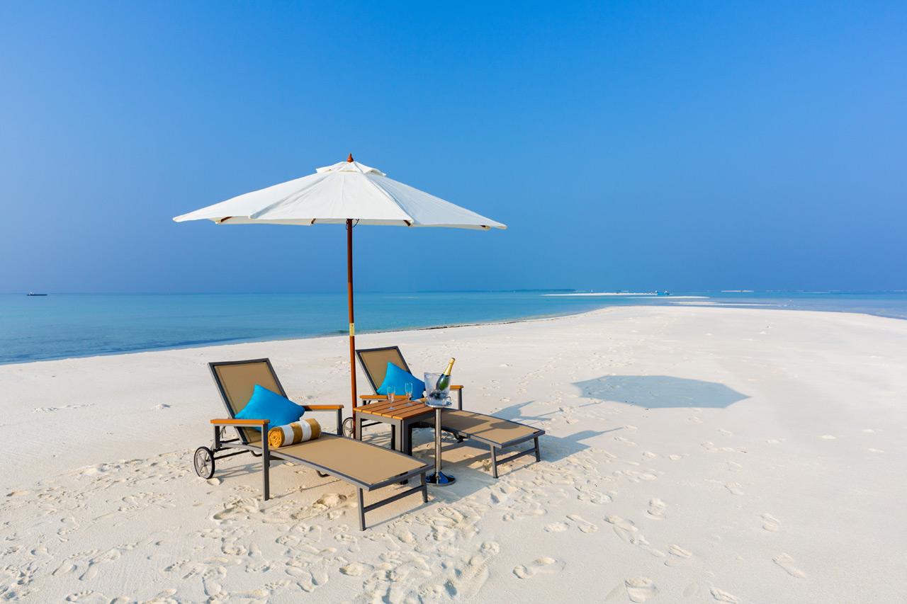 El paraíso de Maldivas como no te lo imaginas