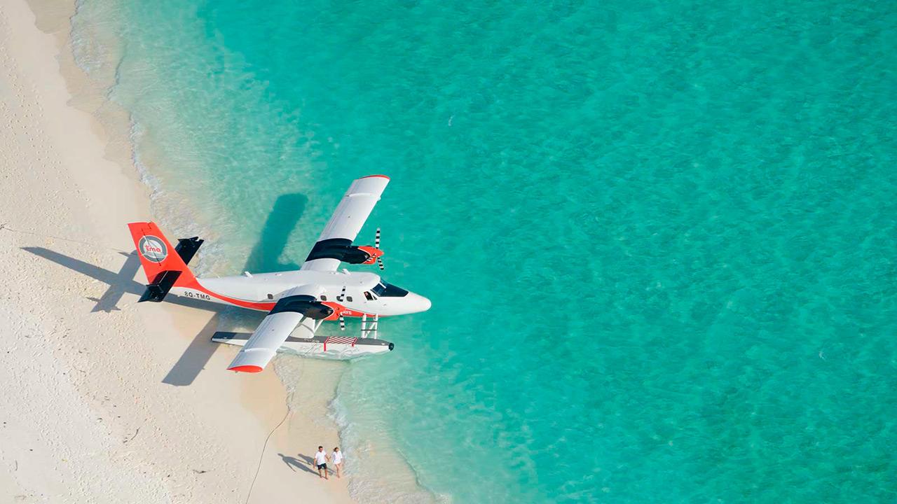 Seaplane Cocoon Maldives