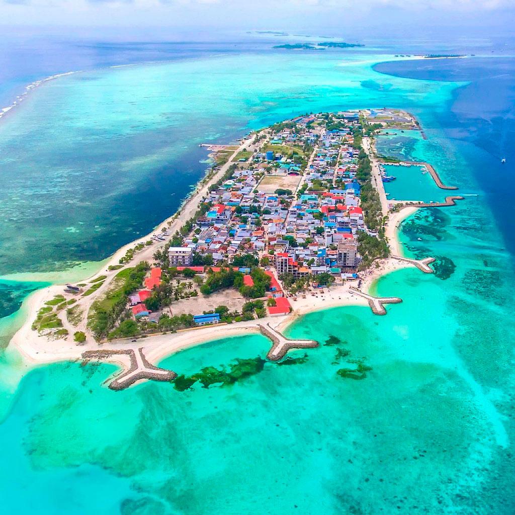 Maafushi - Maldivas