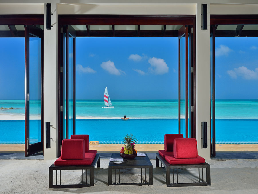 Piscina - Kanifushi Maldives