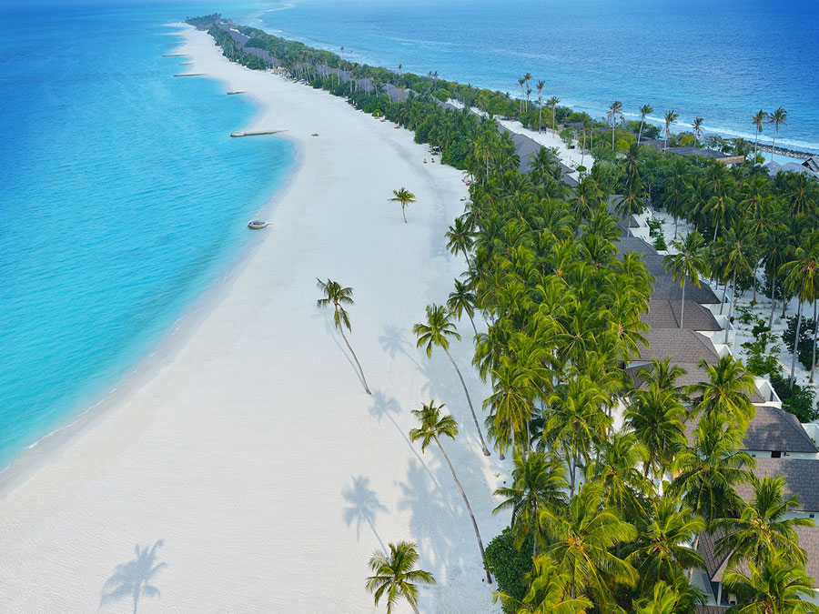 Playa de Kanifushi - Maldivas