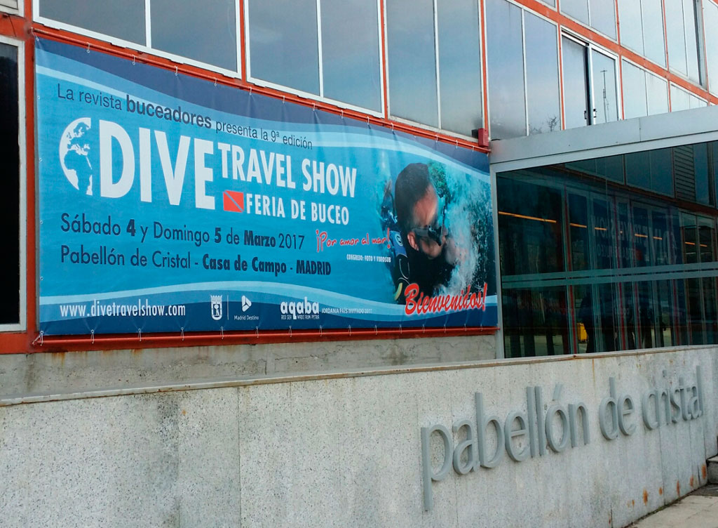 Buceo en Maldivas - Nomads Maldives estuvo en DIVE Travel Show de Madrid