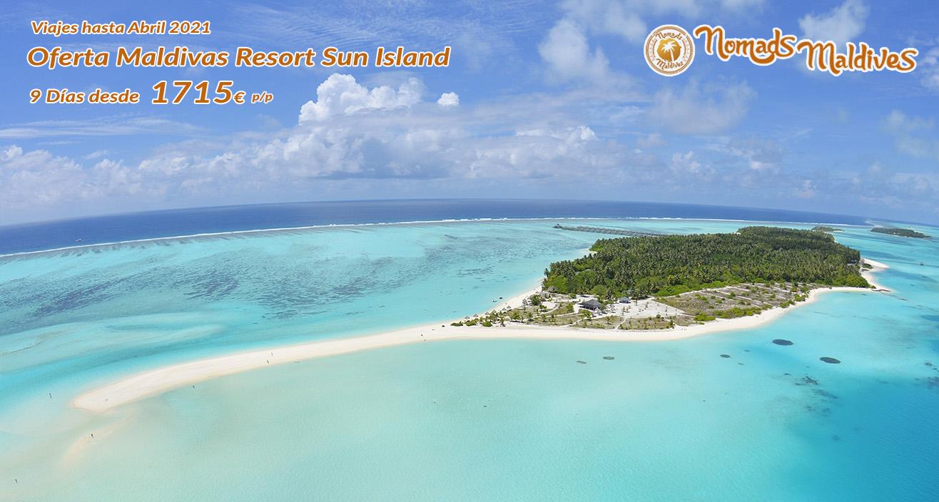 OFERTA MALDIVAS | Tus vacaciones en Sun Island Resort & Spa