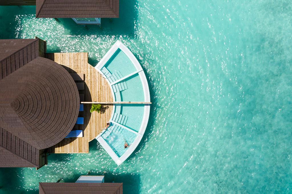 Spa del resort Olhuveli
