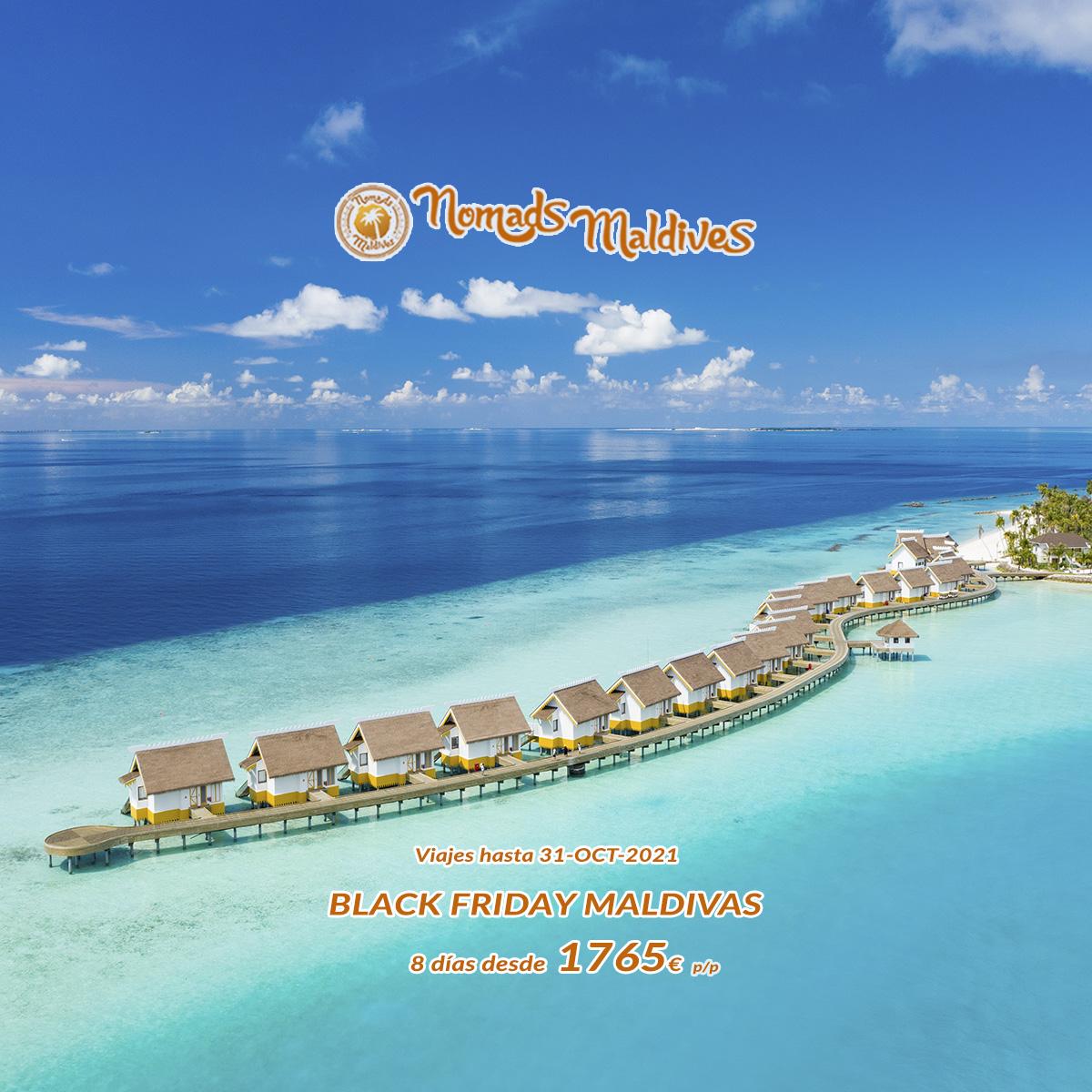 Black Friday Maldivas | Resort SAii Lagoon