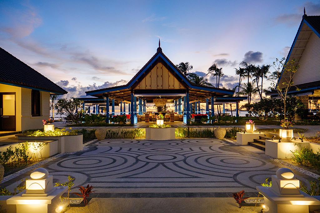 SAii Lagoon - Evening Bar