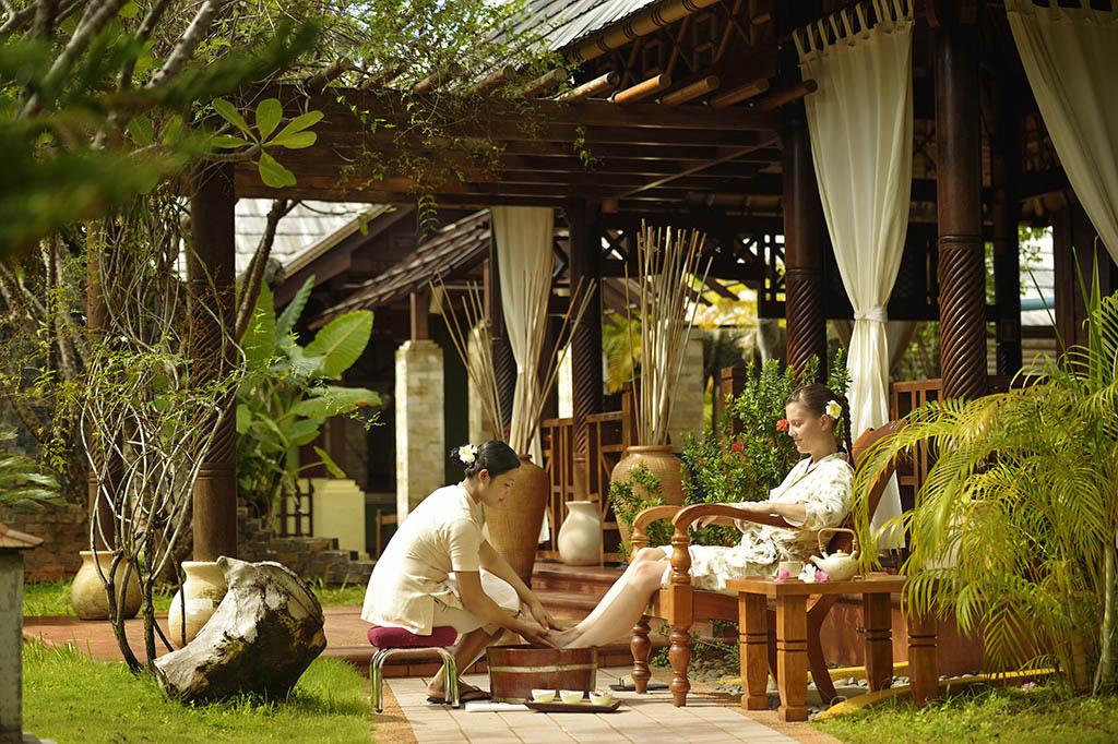 Tratamientos y masajes en Paradise Island