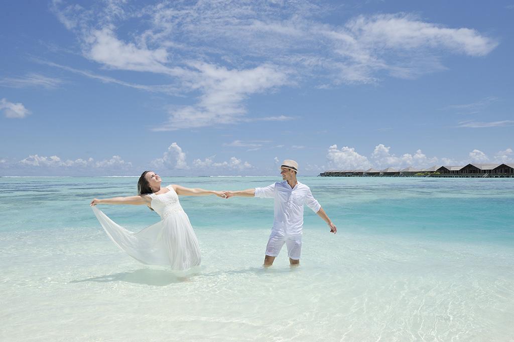Destino romántico en Paradise Island