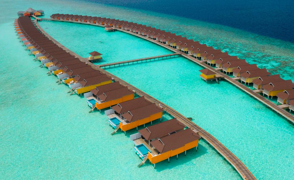 OFERTA Maldivas   The Standard Huruvalhi