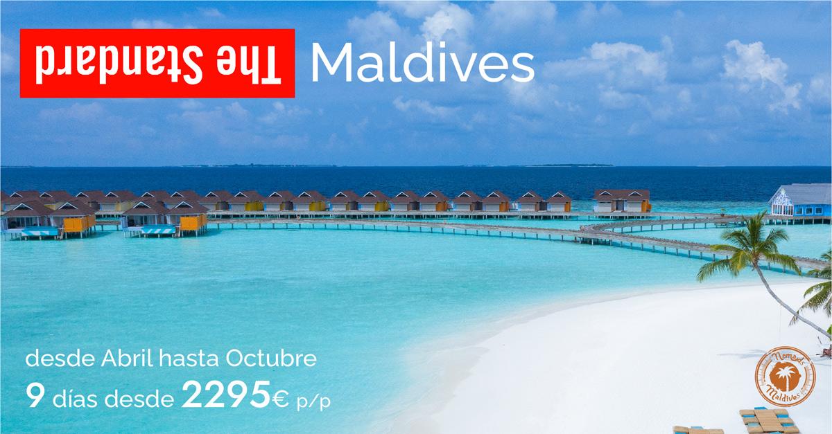 OFERTA Maldivas | The Standard Huruvalhi