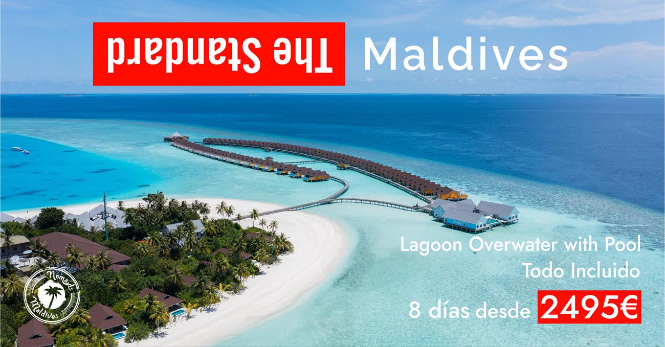 OFERTA The Standard Maldives