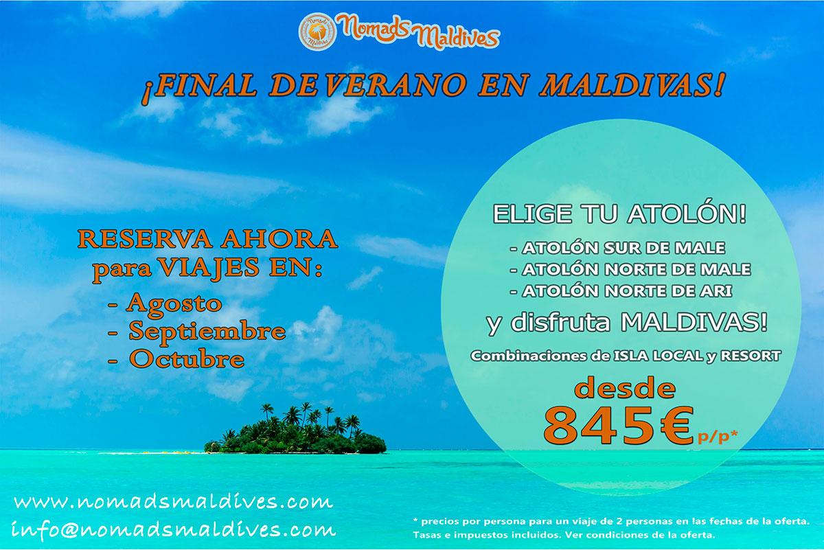 Oferta de viaje a Maldivas – Descubre tu atolón ideal