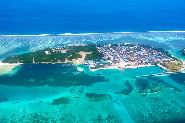 Isla de Huraa