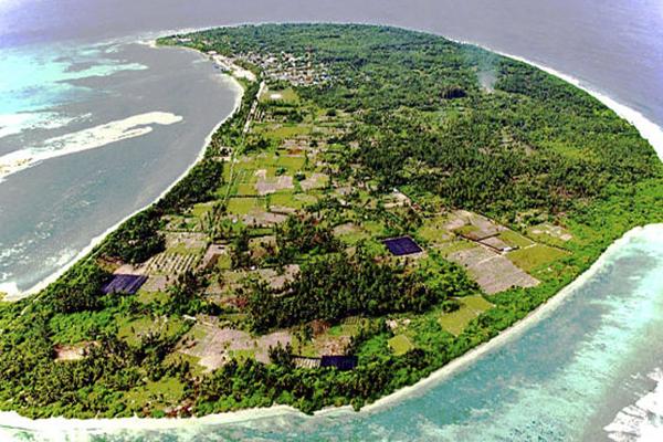 Isla de Kaashidhoo