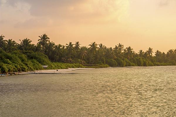 Playa en Kaashidhoo