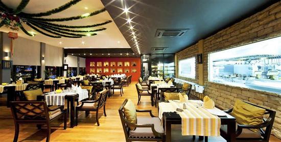 Restaurante Furivalhu del Adaaran Prestige Vadoo
