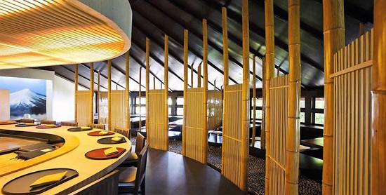 Restaurante Kithajima del Adaaran Prestige Vadoo