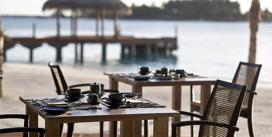 Fushi Café del Anantara Dighu Sup