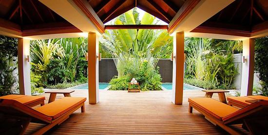 Spa del resort Anantara Veli
