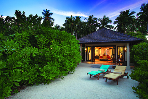 Sunset Beach Villa de Atmosphere Kanifushi