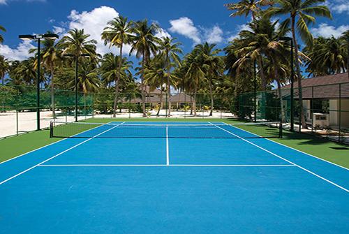Tenis en Atmosphere Kanifushi