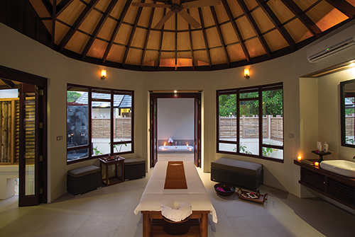 Akiri Spa by Mandara de Atmosphere Kanifushi