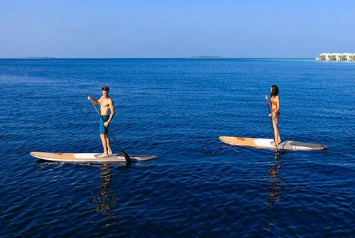 Kayak en Dhigali