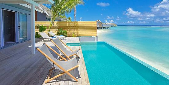 Piscina privada de la Pool Villa