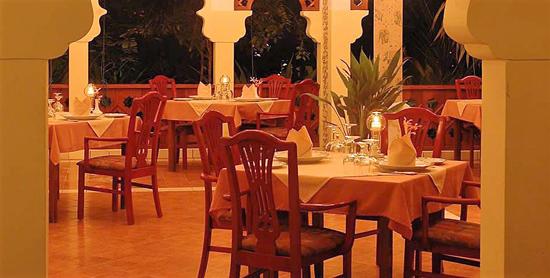 Restaurante Tandoor Mahal del Kuramathi Superior
