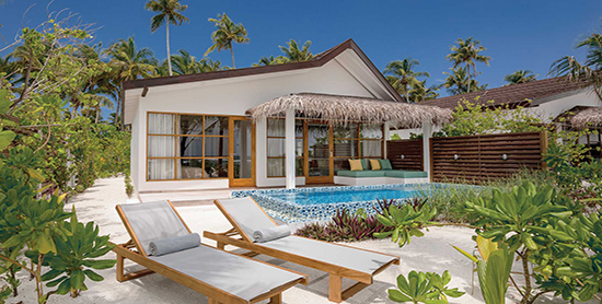 Exterior Beach Family Villa