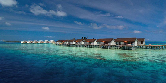 Water Villas de OBLU Select at Sangeli