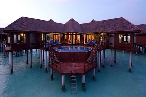 Presidential Suite de Olhuveli Beach & Spa