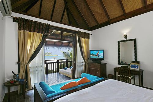 Deluxe Room de Olhuveli Beach & Spa
