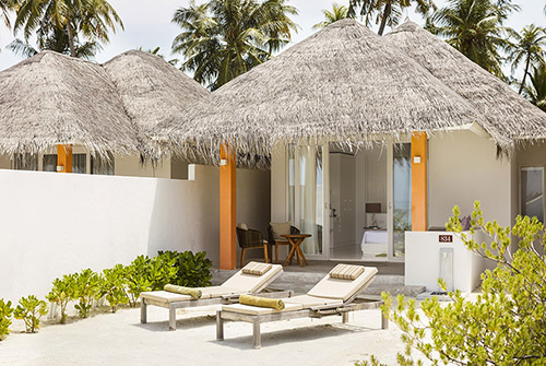 Grand Beach Villa de Olhuveli Beach & Spa