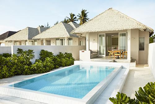 Grand Beach Suite with Pool de Olhuveli Beach & Spa