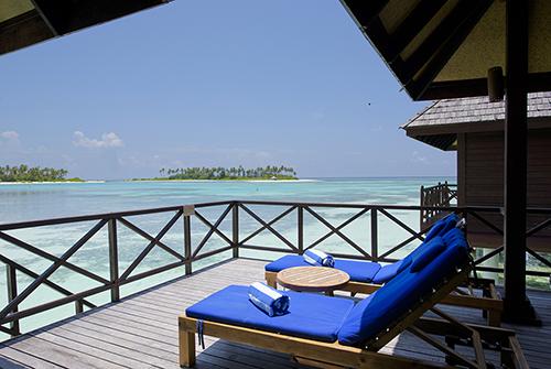 Deluxe Water Villa de Olhuveli Beach & Spa