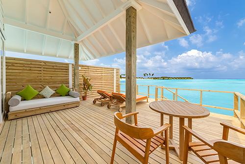 Grand Water Villa de Olhuveli Beach & Spa