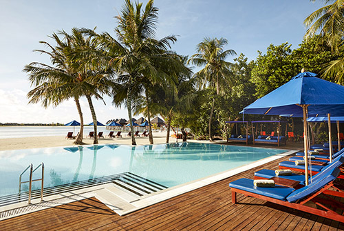 Sunrise Bar de Olhuveli Beach & Spa