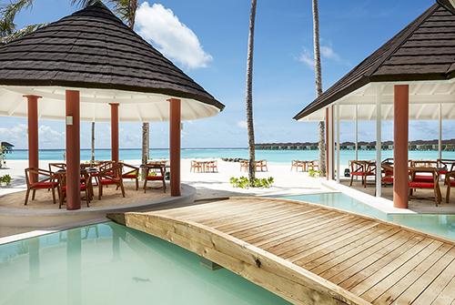 Restaurante Magrib Grill de Olhuveli Beach & Spa