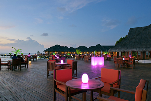 Lagoon Bar de Olhuveli Beach & Spa