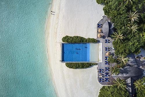 Dhoni Bar de Olhuveli Beach & Spa