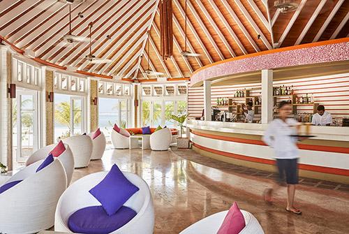 Dhoni Bar de Olhuveli Beach $ Spa