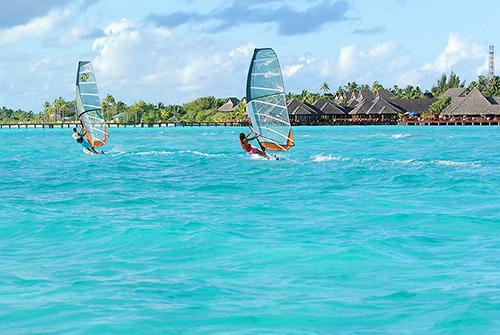 Actividades en el Olhuveli Beach & Spa